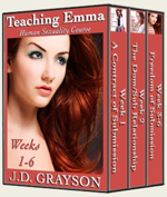 Teaching Emma - Now Available as a Box Set!